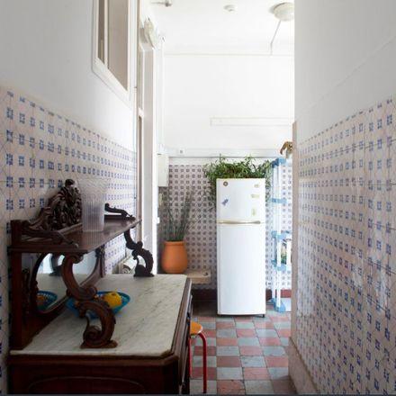 Rent this 5 bed room on Mercearia Ritalinos in Rua do Possolo 2;4, 1400-423 Lisbon