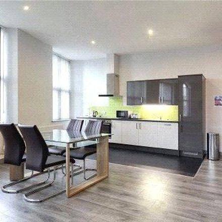 Rent this 1 bed apartment on Half Moon Street in Kirklees HD1 2JJ, United Kingdom