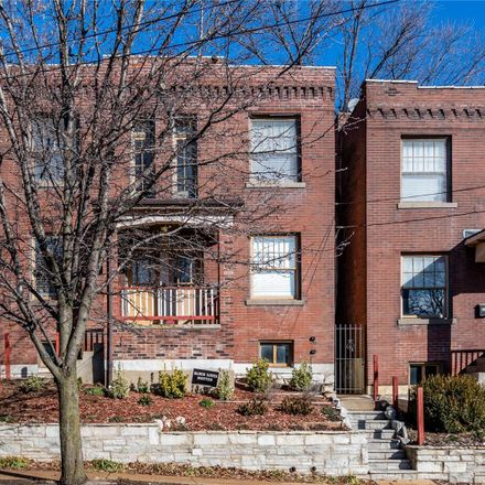 Rent this 2 bed condo on 1219 Barton Street in City of Saint Louis, MO 63104