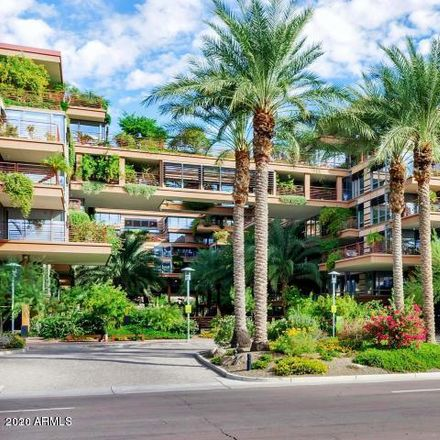 Rent this 2 bed apartment on 7131 East Rancho Vista Drive in Scottsdale, AZ 85251