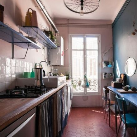 Rent this 1 bed apartment on Nice in PROVENCE-ALPES-CÔTE D'AZUR, FR