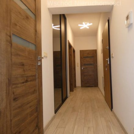 Rent this 1 bed apartment on Nowohucka in 30-728 Krakow, Poland