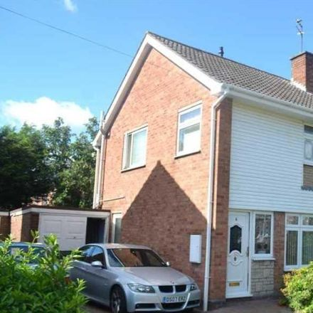 Rent this 3 bed house on Firsvale Road in Wolverhampton WV11 3LN, United Kingdom
