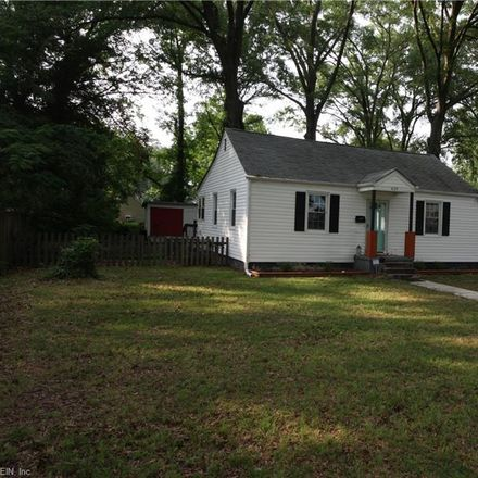Rent this 3 bed house on 625 Morris Drive in Newport News City, VA 23605