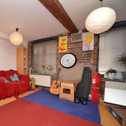 Rent this 1 bed apartment on Cha Lounge in 24 Dock Street, Leeds LS10 1JF