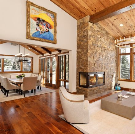 Rent this 5 bed house on 815 Roaring Fork Road in Aspen, CO 81611