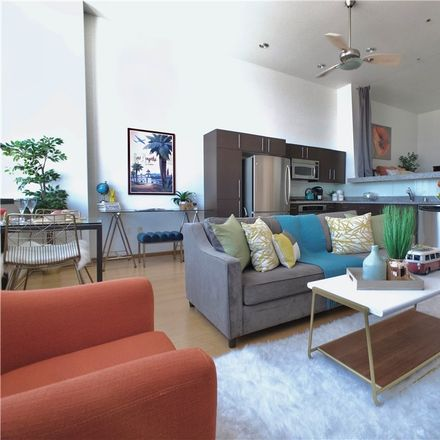 Rent this 1 bed condo on 1100 Wilshire in 1100 Wilshire Boulevard, Los Angeles