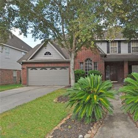 Rent this 4 bed apartment on 19175 Sprinters Drive in Atascocita, TX 77346
