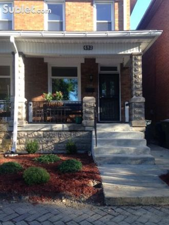 Rent this 2 bed townhouse on 480 East Sycamore Street in Columbus, OH 43206