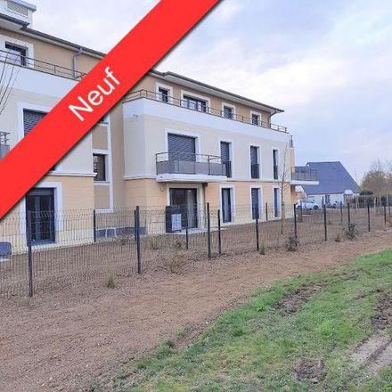 Rent this 3 bed apartment on Bourse de l'Immobilier in Place du 11 Novembre, 37510 Ballan-Miré