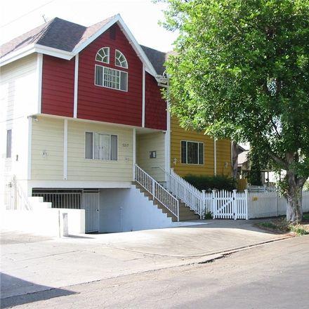 Rent this 2 bed condo on 5217 Satsuma Avenue in Los Angeles, CA 91601