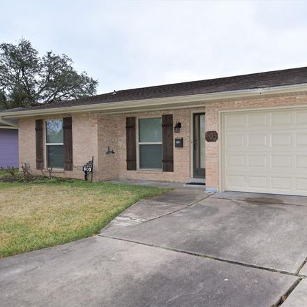 Rent this 3 bed house on 603 North 37th Street in Nederland, TX 77627