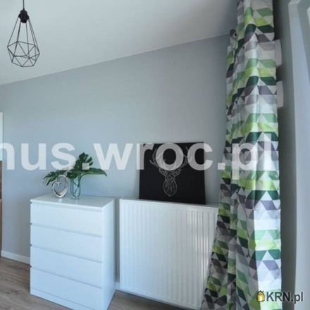 Rent this 1 bed apartment on Winogronowa in 50-507 Wroclaw, Poland