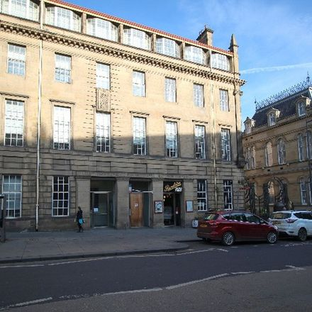 Rent this 1 bed apartment on 31B Chambers Street in City of Edinburgh, EH1 1HU