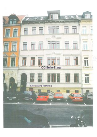 Rent this 5 bed apartment on Christianstraße 17 in 04105 Leipzig, Germany