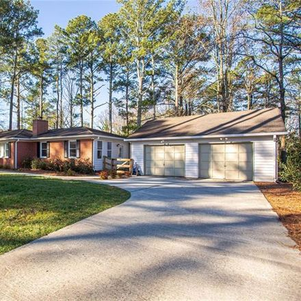 Rent this 3 bed house on North Ave in Kennesaw, GA