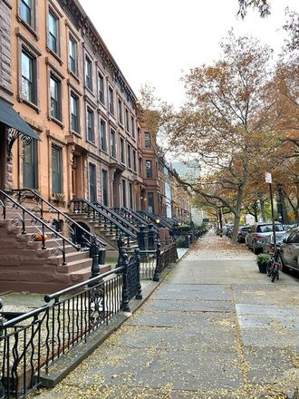 Rent this 8 bed townhouse on 188 MacDonough Street in New York, NY 11216