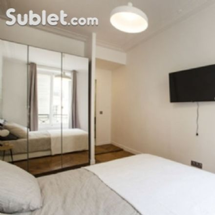 Rent this 3 bed apartment on 8 Rue Rabelais in 75008 Paris, France