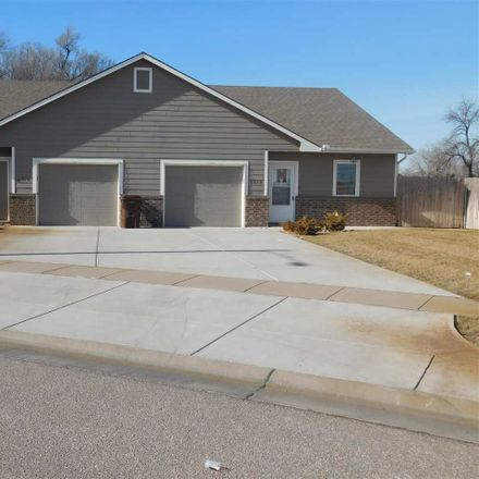 Rent this 4 bed duplex on Twin Pines in Haysville, KS 67060