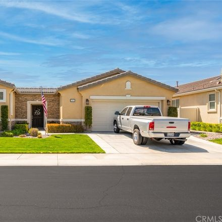 Rent this 3 bed house on Mesa Verde Park in Beaumont, CA