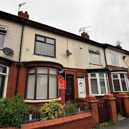 Rent this 2 bed house on Onslow Road in Bispham FY3 7DF, United Kingdom