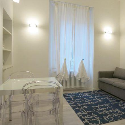 Rent this 1 bed apartment on Via Pontaccio in 19, 20121 Milan Milan