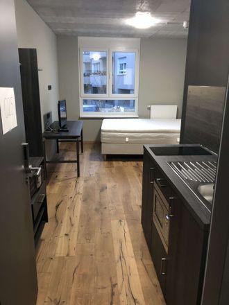 Rent this 1 bed apartment on Schmidener Straße 228 in 70374 Stuttgart, Germany