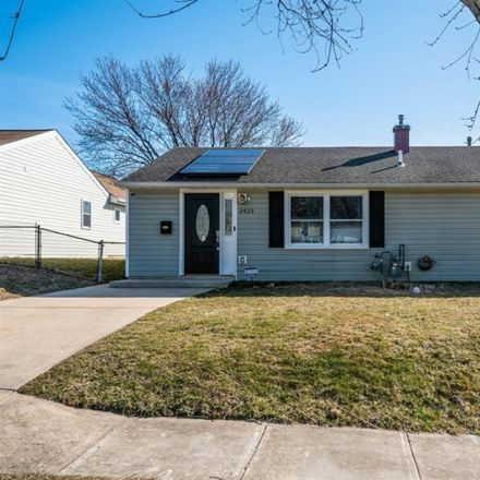 Rent this 3 bed house on 2425 Brunswick Road in Lansdowne, MD 21227