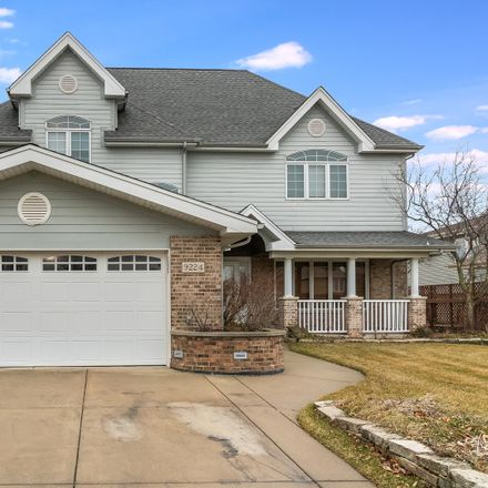 Rent this 4 bed house on 9224 170th Street in Orland Hills, IL 60487