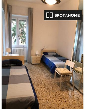 Rent this 3 bed room on Via Gabrio Casati in 00139 Rome RM, Italy