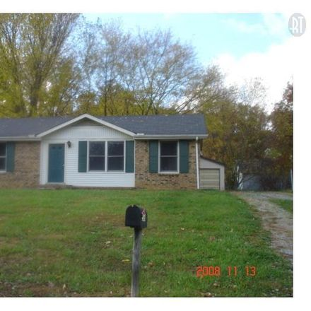Rent this 3 bed house on 506 Ginkgo Drive in Clarksville, TN 37042