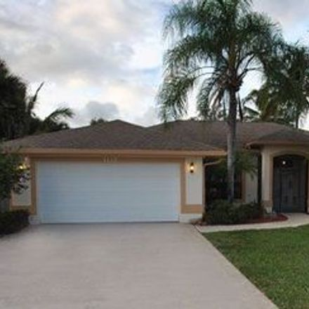 Rent this 3 bed apartment on 100 Royal Court in Royal Palm Beach, FL 33411