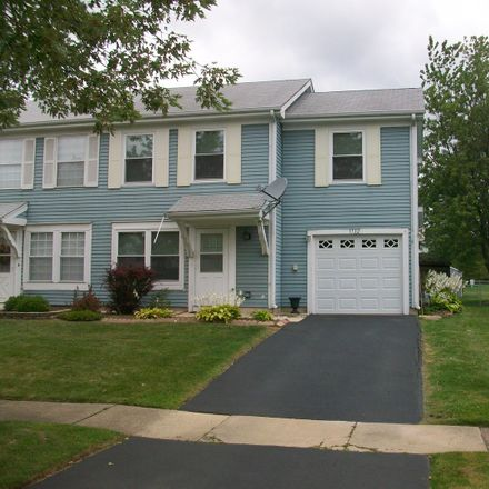 Rent this 3 bed townhouse on 1732 McCormick Lane in Hanover Park, IL 60133