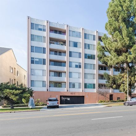 Rent this 1 bed condo on S la Fayette Park Pl in Los Angeles, CA