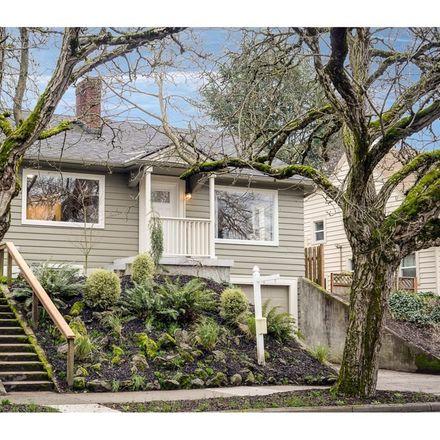 Rent this 4 bed house on 1364 Northeast 47th Avenue in Portland, OR 97213