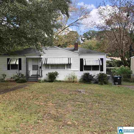 Rent this 3 bed house on 909 Meadowbrook Drive in Birmingham, AL 35215