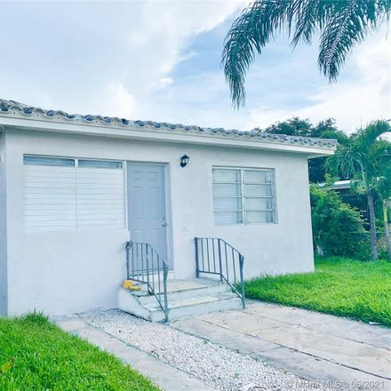 Rent this 4 bed house on 1195 Northwest 63rd Street in Miami, FL 33150