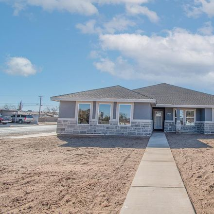 Rent this 3 bed house on 1016 South Crane Avenue in Odessa, TX 79763