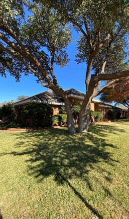 Rent this 4 bed house on 3612 Oakridge Drive in Midland, TX 79707
