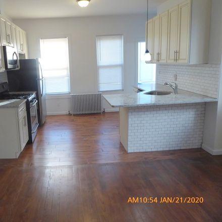 Rent this 3 bed duplex on 164 Orient Street in Bayonne, NJ 07002