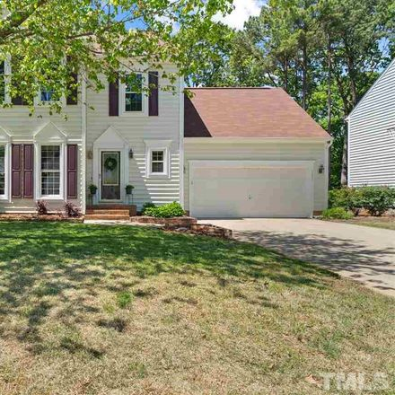 Rent this 3 bed house on 9621 Miranda Drive in Raleigh, NC 27617