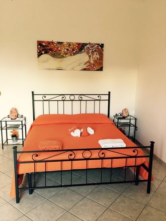 Rent this 1 bed apartment on Via Don Gnocchi in 00062 Bracciano Roma Capitale, Italy