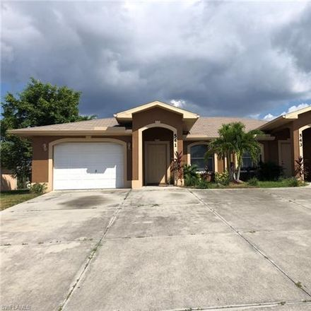 Rent this 3 bed duplex on 543 Southeast 6th Avenue in Cape Coral, FL 33990
