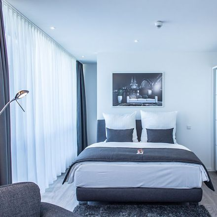 Rent this 1 bed apartment on Friesenplatz 7 in Cologne, Germany