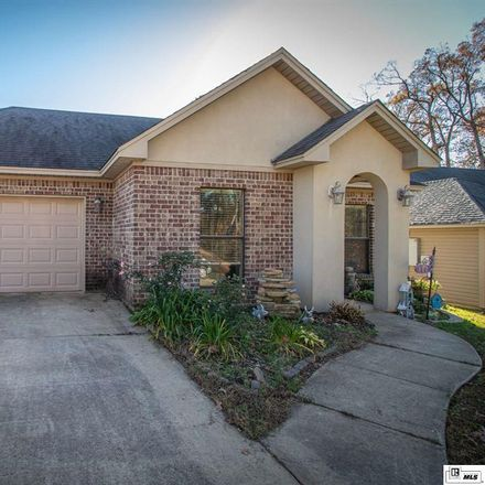 Rent this 3 bed house on 111 Standard Reed Rd in West Monroe, LA