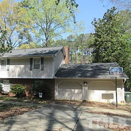 Rent this 3 bed house on 804 Pamlico Drive in Cary, NC 27511