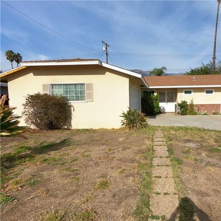 Rent this 3 bed house on 8616 Monte Vista Street in Rancho Cucamonga, CA 91701