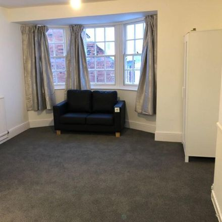 Rent this 1 bed apartment on Blessed Hugh in Marlborough Street, Vale of White Horse SN7 7HE