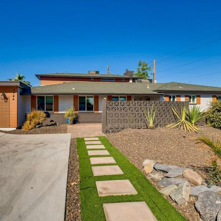 Rent this 3 bed house on 1744 East Missouri Avenue in Phoenix, AZ 85016