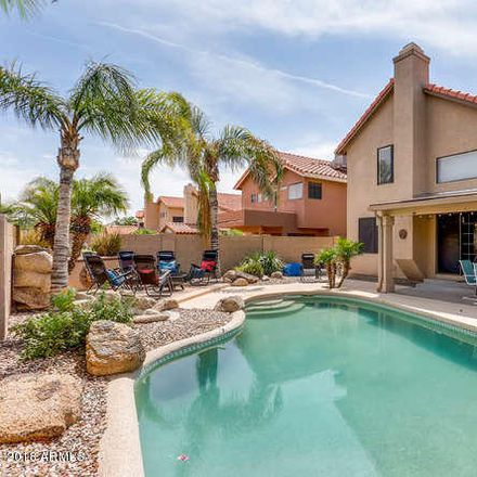 Rent this 5 bed house on North 59th Place in Scottsdale, AZ 85078